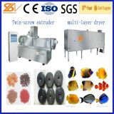 Factory Direct Supplier Fish Feed Extruder/Machine. Processing Line/Production Line