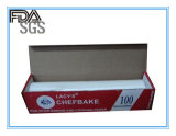 40GSM Greaseproof Non-Stick Baking Paper for Oven Use
