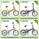 Popular 20 Inch 36V Electric City Bike