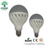 3W 5W 7W 9W 12W Plastic and Aluminum Global LED Light Lamp Bulb