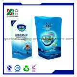 Hot Sale Stand up Pouch for Body Lotion Spout Pouches