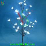LED Decoration Light Tree Light with LED Flower