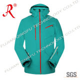 Waterproof and Breathable Leisure Tech Ski Jacket (QF-668)