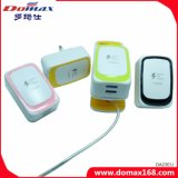 Mobile Phone Accessories EU Plug 2 USB Micro Travel Fast Charger