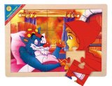Wooden Puzzle Story Jigsaw Puzzle