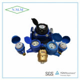 Water Meter in Cast Iron Ductile Iron Brass Plastic