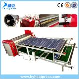 High Speed Oil Heating Rotary Sublimation Heat Transfer Machine