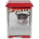 8oz Commercial Popcorn Machine with Cart/Trolley with CE for Sale (YB-900)