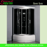 Hot New Design Simple Whirlpool Glass Shower Cabina