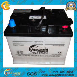 JIS Standard Ns60L 12V45ah Car Battery