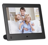 8inch HD Digital Photo Frame with 1280*768 Resolution