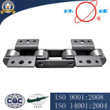Conveyor Chain with K Type Attachments (P127-2LK-3, P101.6-2LK-3)