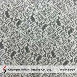Beautiful Warp Knitting Switzerland Lace Fabrics (M1404)