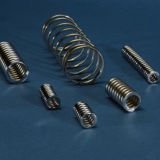 Titanium Alloy Torsion and Compress Spring in Different Sizes