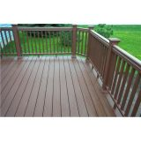 Wood Plastic Composite Outdoor WPC Guardrail