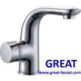 Modern Design Basin Faucet with 5 Year Guarantee