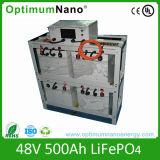 Deep Cycle Lithium Ion Batteries 48V 400ah Solar Energy Power