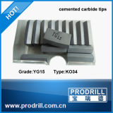 Cemented Carbide for Intergral Drill Steel