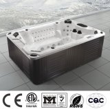 Outdoor Aqua Hydro Whirlpool Massage USA Balboa Panel Acrylic Bathtub (M-3303)