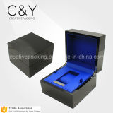 Personalized Mens Wooden Watch Display Storage Box