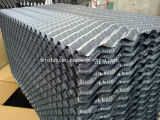 19mm Flute, High Temerature Resistant, CF or Vf Cooling Tower PVC Fills