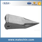 Chinese Foundry Customized Precisely Forged Steel Bucket Teeth