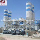 Ready Mixed Concrete Mixing Plant with BV/SGS Certification (HZS100)