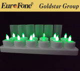 Hot Selling Flameless Candle/Rechargeable LED Candle/Home Decoration Candle