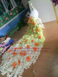 High Quality of Artificial Plants and Flowers of Vertical Garden Gu818183929