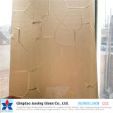 Float/Toughened Pattern Glass for Home Decoration with Certification