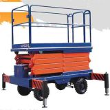 Mobile Scissors Lift with CE Approved Sjy0.3-6