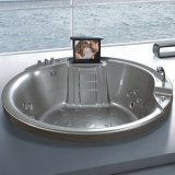 Modern Outdoor Drop-in Acrylic Bathtub (SR5C002)