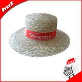 Wheat Hat, Wheat Straw Hat, Boater Hat, Fish Hat, Promotion Hat