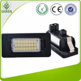 Top Quality LED License Plate Light for Bwm