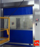 Automatic Industrial Warehouse PVC High Speed Roller Shutter Door (HF-2031)