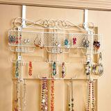 Over Door Jewelry Organizer, Multifunctional Door Metal Rack