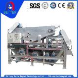 Wg Vacuum Belt Press Filter for Gold Silver Slurry Dewatering