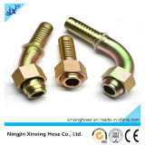 Hose Connector Metric Thread 24 ° Cone with O-Ring Light Series