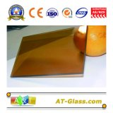 4mm 5mm 6mm Red Bronze Float Glass/Tinted Glass