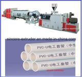 PVC-U Electrical Conduit Pipe Making Machine