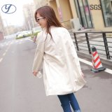 Long Style Suede Coat