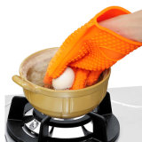 Heat Resistant Silicone Glove and Silicon Oven Mitts