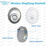 Smart WiFi Wireless Doorbell Type Intercom Entry System with Dingdong