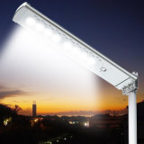 12W Solar Street Light System in India All in One Integrated Solar LED Sreet Light Price Manufacturing
