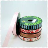 Colored Gift Wrapping Red Ribbon Spool