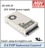 Meanwell Mean Well Se-450-24 24V 450W AC DC Power Supply
