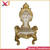 Hotel King Queen Chair Throne Wedding Sofa Dining Banquet Chair