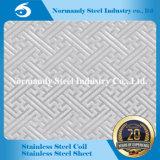 Stainless Steel Embossed Sheet (201 / 304 / 430)