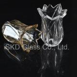 Ultra-Clear Chandelier Decorative Glass Socket Holder C015