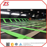 Large Extreme Jumping Arena Commercial Trampoline Park for Adults